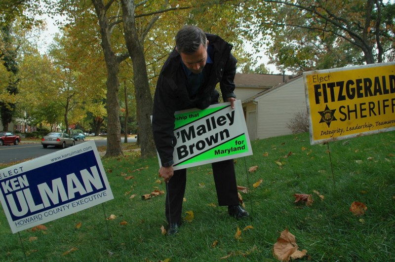 2CAMPAIGN SIGN